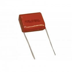 Capacitor 0.1 micros a 250 V