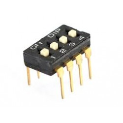 Dip switch 8P