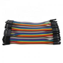 Cable jumper hembra-hembra 20 cm