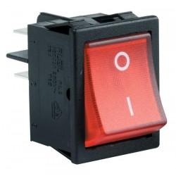 Switch balancin con piloto 120V