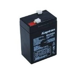 Batería recargable 6V 4Ah