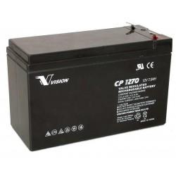 Batería recargable 12V 7Ah