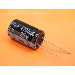 Capacitor electrolítico 2200 mF 35V