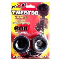 Tweeter domo automotriz