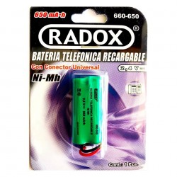 Bateria de teléfono inalambrico