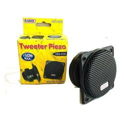 Tweeter piezo