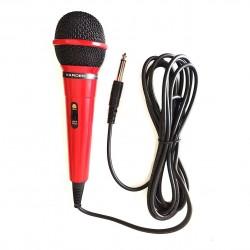 Micrófono Kapton rojo