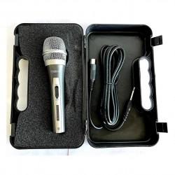 Micrófono tipo metal