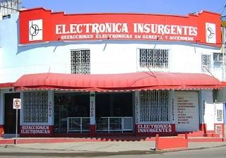 Electrónica Insurgentes Mazatlán